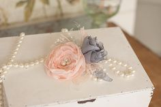 Bridal corsage Mother of the bride by MyVintageWeddingAust on Etsy, $25.00