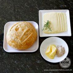 Πεντανόστιμο ψωμάκι γεμιστό με τυρί! | Toftiaxa.gr - Φτιάξτο μόνος σου - Κατασκευές DIY - Do it yourself