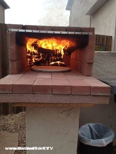 After watching our brick oven pizza video, John in Arizona sent us these photos of his DIY brick oven. Much like our brick oven design, it uses brick and angle iron. I forgot to ask John where he got his angle iron from. I like that the brick oven fits nicely right next to his...Read More »