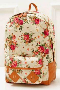 Floral Backpack Floral Backpack 0ce806cdfb3ef
