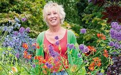 Carol Klein, Life in a Cottage Garden.  Her 2010 6-part BBC series about a year in the life of her beloved garden is one of the most heartwarming, compelling shows I've ever seen.  And it is literally about watching plants grow.