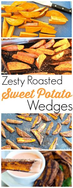 This roasted sweet potato recipe is so full of flavor that your taste buds will thank you! These are a great side dish to add to any meal!