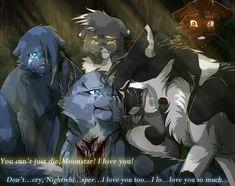Moonstar's Death by RiverSpirit456 on DeviantArt