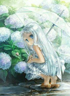 Fille Anime Cool, Cool Anime Girl, Kuroko No Basket, Art Anime, Manga Anime, Menma Anohana, Monthly Girls' Nozaki Kun, Nice Dream, Fanart