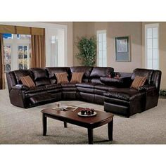 Sectional Couches With Recliners And Chaise homelegance black leather reclining sectional sofa chaise recliner