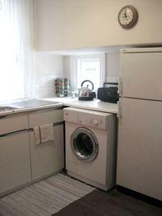 Kitchen One Bedroom Apartment, Rental Apartments, Home Appliances, London, Kitchen, House Appliances, Cooking, Kitchens, Appliances