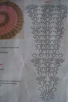 Mandala, rug, vest.. Motiv als Halbkreistasche verwenden