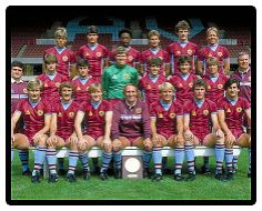 Villa 83/83 with the European Super Cup