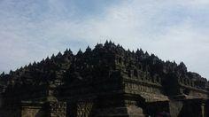 Candi Borobudur!