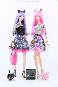 Toki Doki Barbie Doll 2015