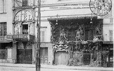 Voici une petite virée dans des cabarets Parisiens du début du siècle dernier aujourd'hui disparu. C'est en tombant par hasard sur une photo de cette Taverne des Truands que j'ai eu envie d'en savoir un peu plus sur ces lieux oubliés et démoniaques. En cette période d'Halloween, cela nous plonge un peu dans l'ambiance. …