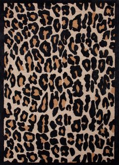 Leopard Rugs on Pinterest | Leopard Rug, Leopards and Leopard Prints