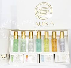 AURA Skin Nutrition System Complete Set  Membership included if you avail this set. Membership gives you 30% discount on AURA products.