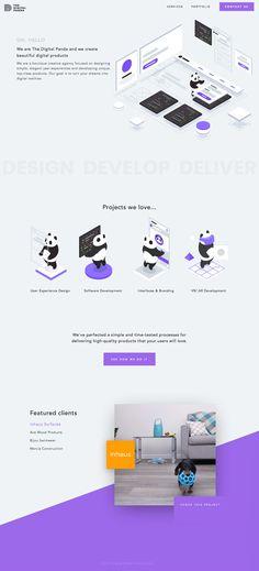 The Digital Panda - We create beautiful digital products
