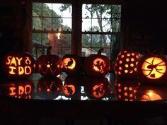 Pumpkin carving ideas on Pinterest | Carved Pumpkins ...