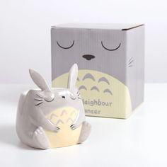 Totoro, Kawaii Room, Inside The Box, Gardening Gloves, Beautiful Mess, Plant Holders, Ceramic Painting, Piggy Bank, Room Inspiration
