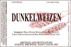I'm going to this Brewery tomorrow!  9/13!!  Beer - Dunkelweizen