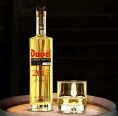 Extension du domaine de la marque : La bière belge Duvel en version Whisky.