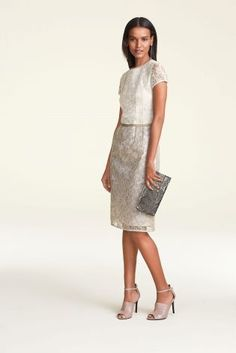 Lace Shift Dress from Next