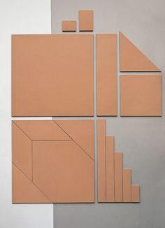 Patricia Urquiola's Industrial Tiles for Mutina
