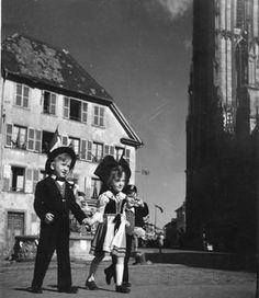 Robert Doisneau, ALSACE 1945