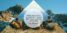 """Outward Bound Canada - Wereldwijde organisatie die outdoor reizen organiseert voor jongeren en volwassenen om leiderschap, veerkracht, connecties en medeleven te ontwikkelen. Zij richten zich ook op speciale doelgroepen als veteranen, vrouwen, risico jongeren en aboriginals, waarvoor ze ook particuliere donaties vragen. """"There is more in you than you think"""". Er is ook een belgische Outward Bound, maar nog geen Nederlandse. #doelgroep #outdoor #charity #Tatjana 11-01-2016"""
