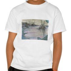 BlueMoon Coastline Tee T Shirt, Hoodie Sweatshirt