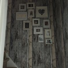 Picture wall of fame