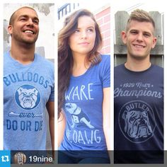 """Must-have threads for #Butler fans...now with free shipping! #Repost of @19nine. ・・・Attention #Butler fans: use code """"19nine"""" for Free Shipping thru Sat on 19nine.com! #GoDawgs"""