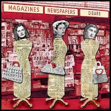 newspaper collage - Google Search