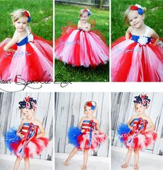 Fourth of july tutu dresses charlotte modeling детские костю 4th Of July Outfits, Holiday Outfits, Fourth Of July, Little Girl Dresses, Girls Dresses, Tutu Dresses, Tutu Skirts, Crochet Dresses, 4th Of July Photography