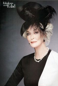 In this picture: Carmen dell'Orefice