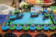 astrid and stormfly birthday cake - Google Search