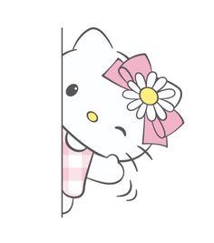 O Kitty White Wallpaper Kitty Wallpaper Sanrio A Wallpaper
