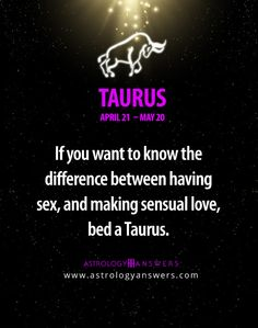 Click on this picture to learn even more about #Taurus :)