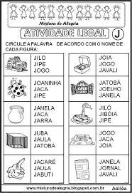 Resultado de imagem para mistura de alegria alfabetização