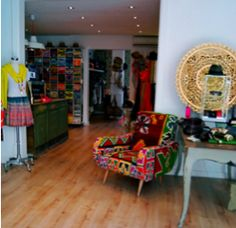 Bconnected...a fashion, decor, jewellry shop in Mallorca. Mediterranean lifestyle with a funky & kitsch flair