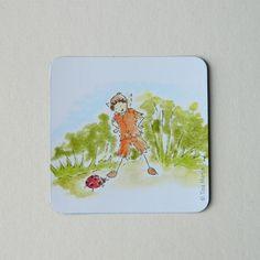 Magnet - Ladybird Fairy £1.75