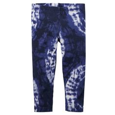 Girls 4-8 Carter's Printed Capri Leggings,