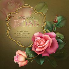 "Jaguarwoman's ""Downton Rose"""