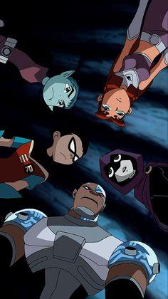 Black Phone Wallpaper, Marvel Wallpaper, Cartoon Wallpaper, Teen Titans Pictures, John Winchester Journal, Raven Beast Boy, Frozen Wallpaper, Teen Titans Go, Comic Games