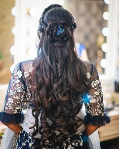 120 bridal hairstyles for your wedding and related ceremonies! Wedding Hair Tips, Bridal Hairstyle Indian Wedding, Bridal Hair Buns, Bridal Braids, Bridal Hairdo, Hairdo Wedding, Indian Bridal Hairstyles, Braided Hairstyles For Wedding, Wedding Hair Down