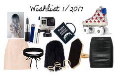 """Wishlist 01/2017"" by reneechriss on Polyvore featuring Anastasia Beverly Hills, Jaeger, MANGO, The Row, MAC Cosmetics, Boohoo, Yves Saint Laurent, Killstar, Billabong and WishList"
