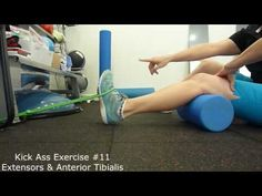 Extensors and Tibialis anterior #11
