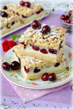 Cake Recipes, Vegan Recipes, Strudel, Food Cakes, Cakes And More, Vegan Vegetarian, Vegan Food, French Toast, Cheesecake