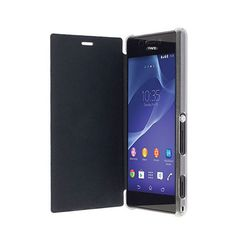 Krusell Boden Leather Flip Cover Sony Xperia M2 -- Hanya Rp. 193.800,-