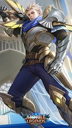 Pin On Alucard Mobile Legends