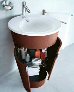 Bathroom Design , Bathroom Storage Ideas for Small Bathrooms : Storage Ideas In Small Bathroom 5
