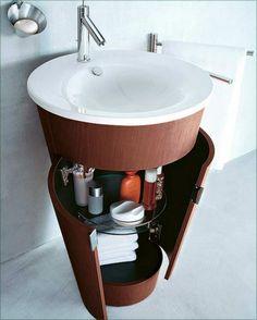 Bathroom Design , Bathroom Storage Ideas for Small Bathrooms : Storage Ideas In Small Bathroom 5