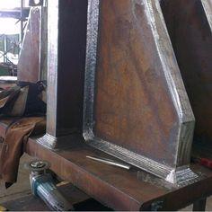 welding projects ideas metal in 2020 Welding Works, Welding Shop, Welding Rigs, Mig Welding, Welding Table, Welding Art, Welding And Fabrication, Steel Fabrication, Metal Projects